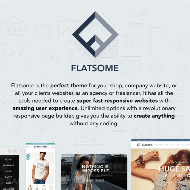 Flatsome theme review