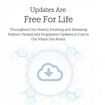 Avada theme files updates
